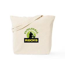 PICKLEBALL ROCKS Tote Bag