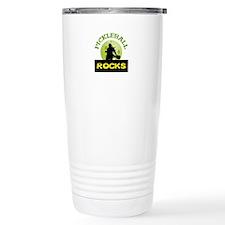 PICKLEBALL ROCKS Travel Mug