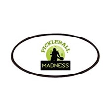 PICKLEBALL MADNESS Patches