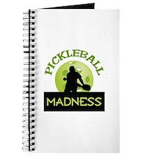 PICKLEBALL MADNESS Journal