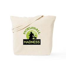 PICKLEBALL MADNESS Tote Bag