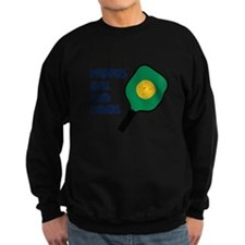 PADDLES WELL WITH OTHERS Sweatshirt