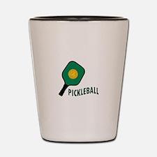 PICKLEBALL Shot Glass