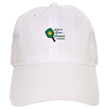 PICKLEBALL IS SERIOUS Baseball Baseball Cap