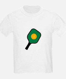 PICKLEBALL AND PADDLE T-Shirt