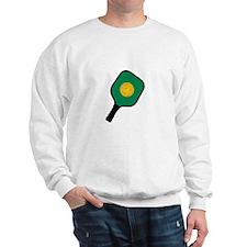 PICKLEBALL AND PADDLE Sweatshirt