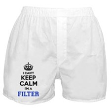Funny Filter Boxer Shorts