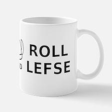Keep Calm Roll Lefse Mug