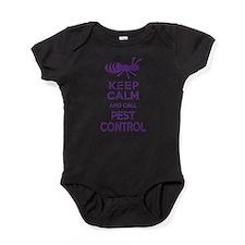 Funny Exterminator Baby Bodysuit