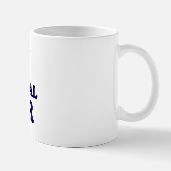 Love Correctional Officer Mug