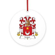 Léger Ornament (Round)