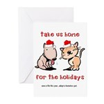 Home for the Holidays Cards (Pk of 10)