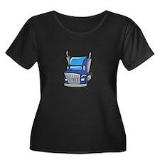 TRUCK CAB Plus Size T-Shirt