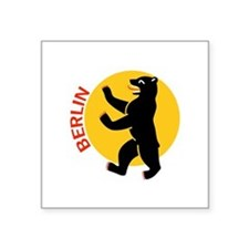 BERLIN BEAR Sticker
