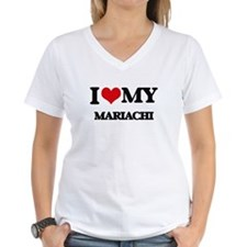 I Love My MARIACHI T-Shirt