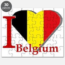 I love Belgium Puzzle