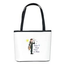 SMALL SEMI TRUCK Bucket Bag