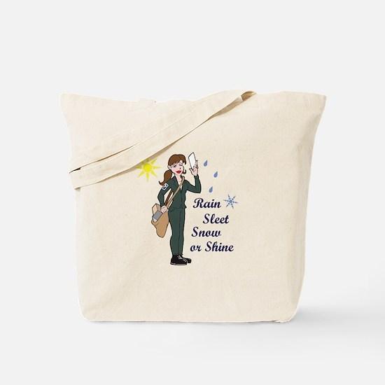 SMALL SEMI TRUCK Tote Bag