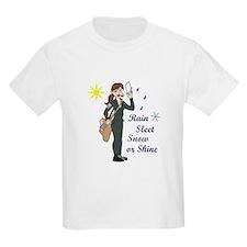 SMALL SEMI TRUCK T-Shirt