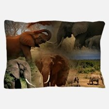 Unique Elephant Pillow Case