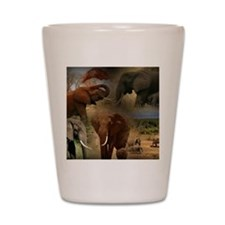 Cute Safari Shot Glass