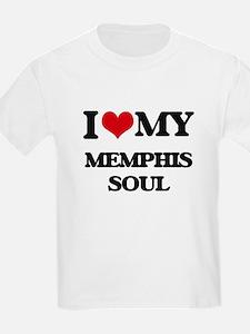I Love My MEMPHIS SOUL T-Shirt