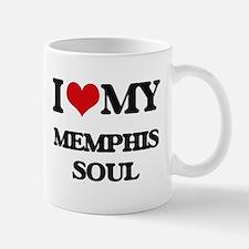 I Love My MEMPHIS SOUL Mugs