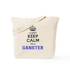 Cute Ganster Tote Bag