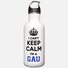 Funny Gau Water Bottle