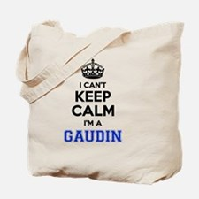 Cute Gaudin Tote Bag