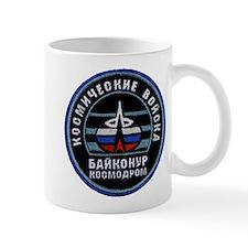 Baikonur Cosmodrome Mug Mugs