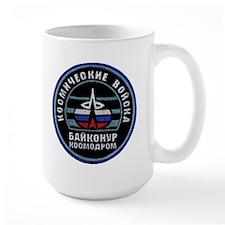 Baikonur Cosmodrome MugMugs