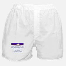 GOLDEN SLUMBERS Boxer Shorts
