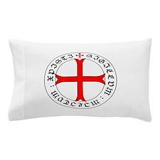 Knights Templar 12th Century Seal - Ho Pillow Case