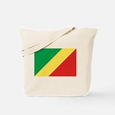 Republic of Congo Flag Tote Bag