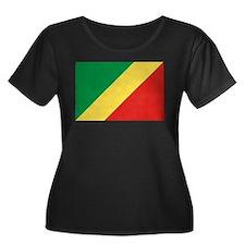 Republic of Congo Flag T