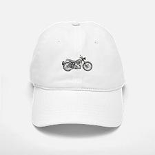 Enfield Motorcycle Baseball Baseball Cap