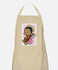 Musical Angel BBQ Apron