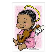 Musical Angel Postcards (Package of 8)