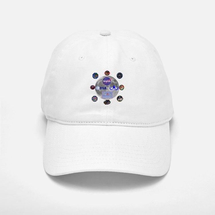 Spaceflight Centers Composite Baseball Baseball Cap