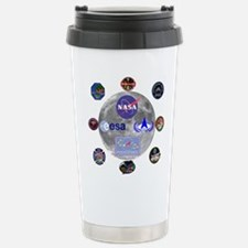 Spaceflight Centers Com Stainless Steel Travel Mug