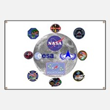 Spaceflight Centers Composite Banner