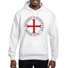 Knights Templar 12th Century Sea Hoodie Sweatshirt