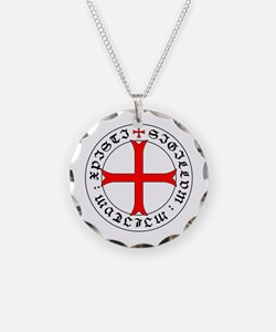 Knights Templar 12th Century Necklace
