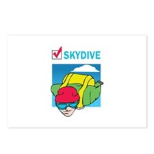 SKYDIVE DONE THAT Postcards (Package of 8)