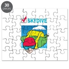 SKYDIVE DONE THAT Puzzle