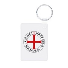 Knights Templar 12th Century Seal - Holy Keychains