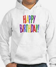 Happy Birthday Hoodie