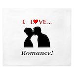 I Love Romance King Duvet