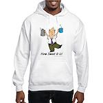 Coffee Fanatics Hooded Sweatshirt